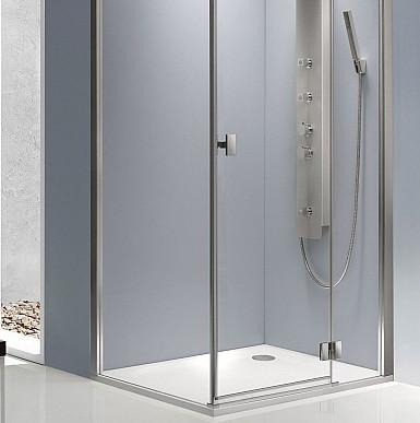 płaski brodzik prysznicowy